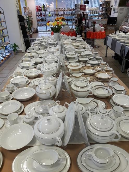 Porcelana Łódź Salon