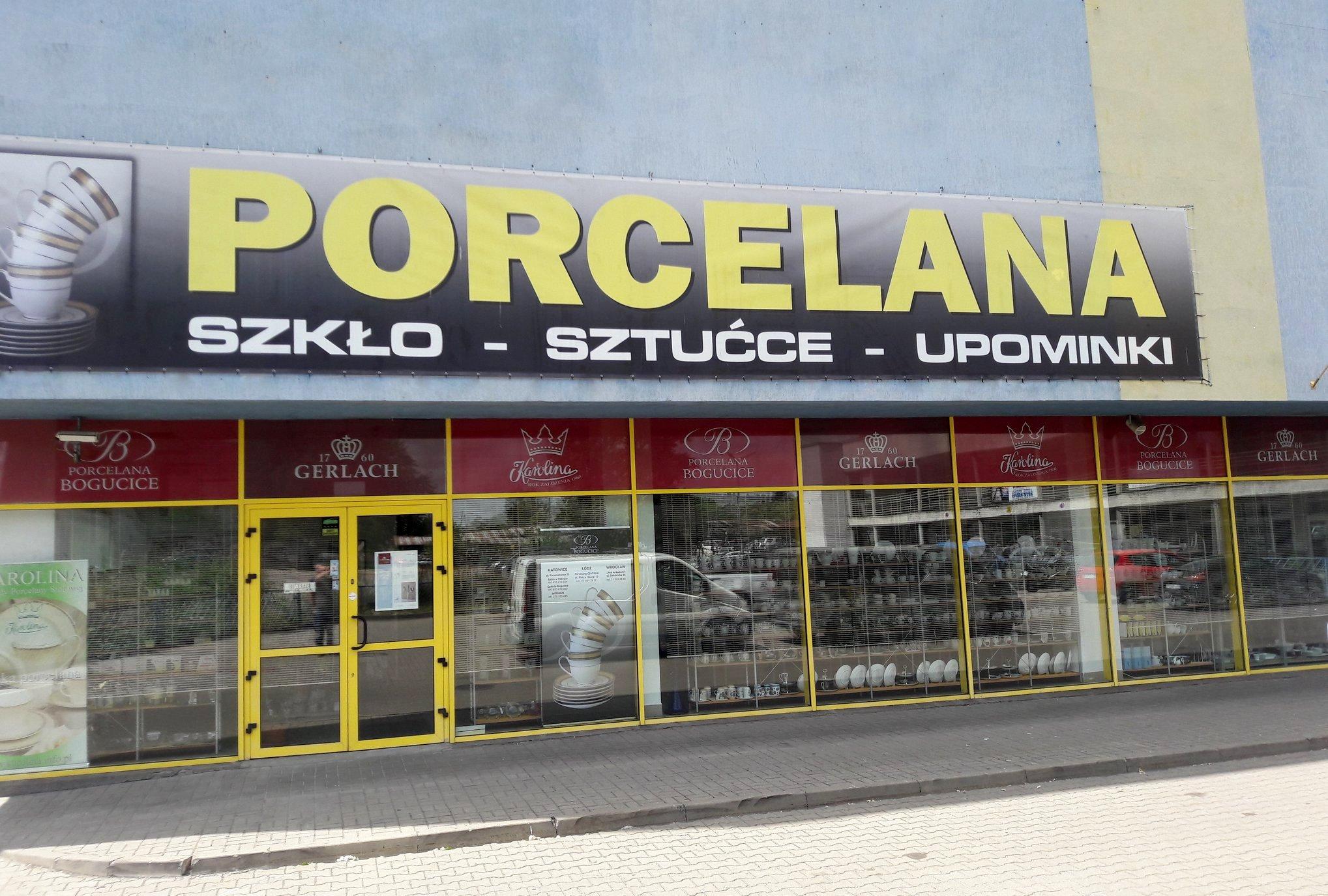 Salon Porcelana Centrum Łódź