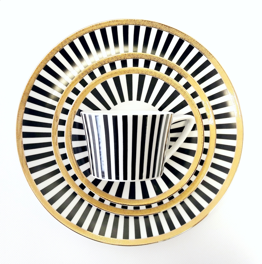Porcelana Łódź Serko